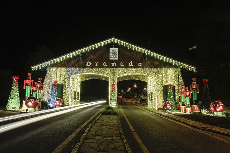 Natal Luz de Gramado RS