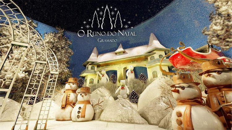You are currently viewing O Reino do Natal será uma nova atração do Natal Luz de Gramado